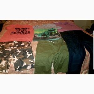 Boys children's outfits
